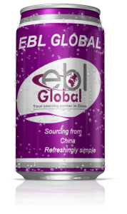 A refreshing can of EBL Global